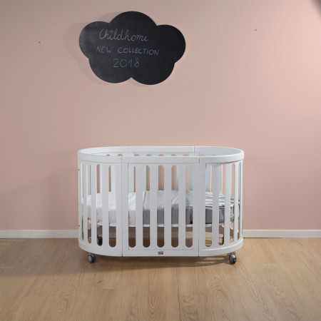 DESIGN CRIB 4 in 1