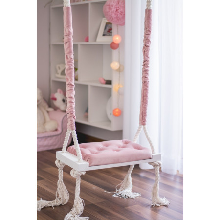 """""""MAGIC SWING"""" Handmade Kid's Swing Rope in 5 Colours SMALL"""