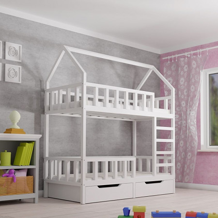 House Bed Bunk Bed / Play House ARTHUR
