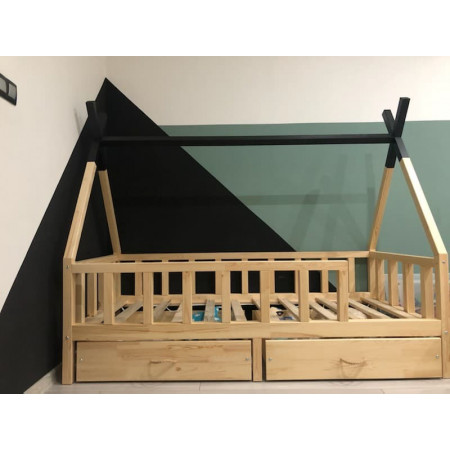 TEEPEE Bed - LOVA Plus ( With Drawer )