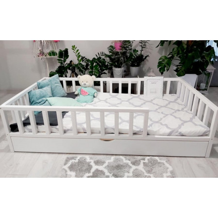 Cot / house bed Marie with drawer