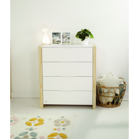 Chest of drawers WOODIE
