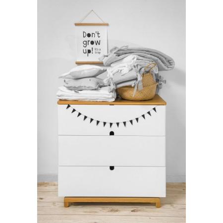 Chest of drawers /  changing table NOMI