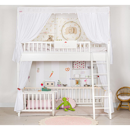 HIGH BED - PLAY SHOP