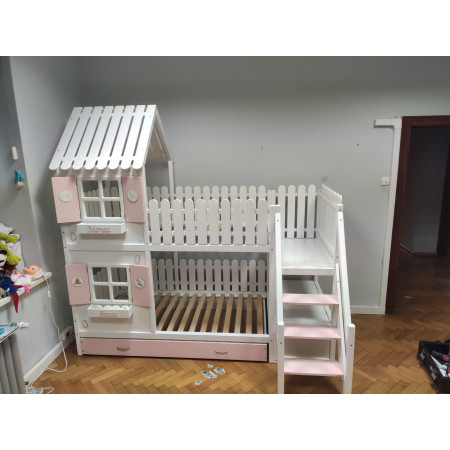 House Bed  Tree house  Bunk Bed Cottage AYDA