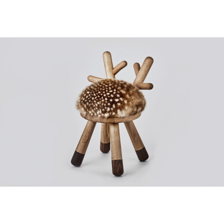 "Designer Stuhl Kuh ""Cow Chair"""