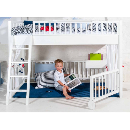 HIGH BED/ PLAY-BED