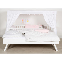 JUMP-UP BED FOR SLEEP OVERS